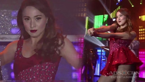 Cristine Reyes will take you back to the disco era with her ASAP Natin 'To performance