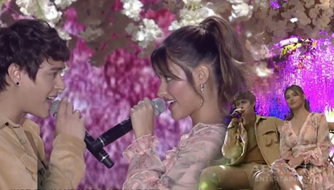 Liza Soberano and Enrique Gil will make you fall in love in this ASAP Natin 'To prod!  Image Thumbnail