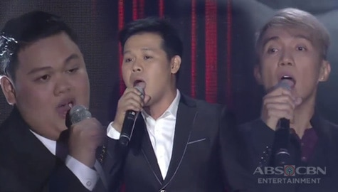 Pinoy pride singing icons Arnel Pineda, Marcelito Pomoy and Jovan Aquino in a vocal showdown Image Thumbnail