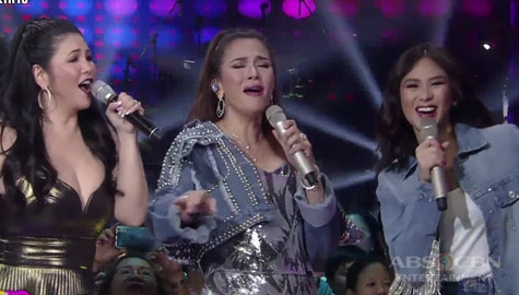 Regine, Sarah and Zsa Zsa celebrate the beauty of 70s music on #ASAPNatinTo! Image Thumbnail