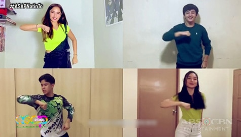 "The Gold Squad performs Vice Ganda's newest trending song ""Corona Ba-Bye Na"" Image Thumbnail"