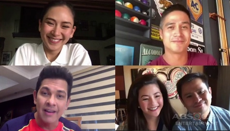 ASAP Natin 'To stars share inspirational messages Image Thumbnail