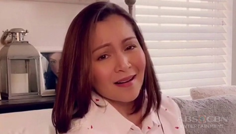 "Singer and nurse Carol Banawa dedicates ""Iingatan Ka"" song to all frontliners Thumbnail"