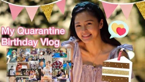 WATCH: Kim Chiu's 'quarantine' birthday celebration Image Thumbnail