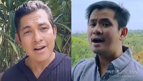 "Ogie and Gary V move hearts with ""Sa Ugoy ng Duyan"" 