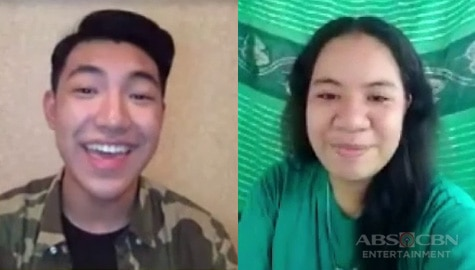 WATCH: Darren sings Birthday Song to lucky fan on iWant ASAP