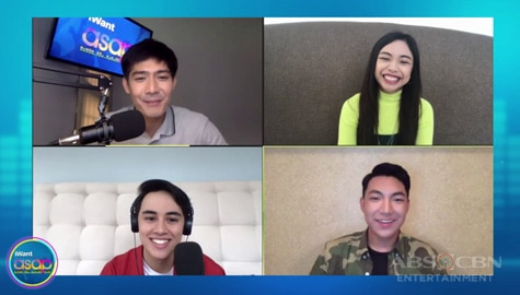 WATCH: Darren Espanto joins iWant ASAP fam as one of their newest hosts!