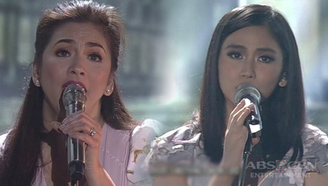 Regine and Sarah G. join forces for a moving concert treat!