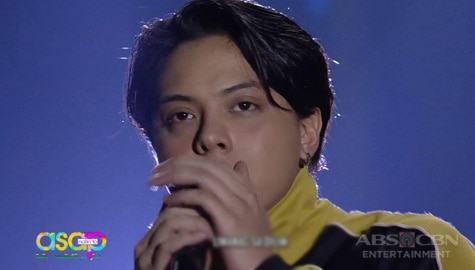 Daniel Padilla channels his inner rock star in 'Liwanag Sa Dilim' performance