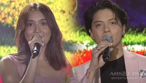 Kathryn and Daniel spread kilig on ASAP Natin 'To
