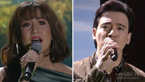 Erik Santos and Jolina Magdangal's first collab on ASAP Natin 'To Image Thumbnail