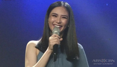 Sarah G says her birthday wish on ASAP Natin 'To Image Thumbnail