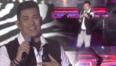 "Gary V will make you dance with ""Di Bale Na Lang"" performance! Image Thumbnail"