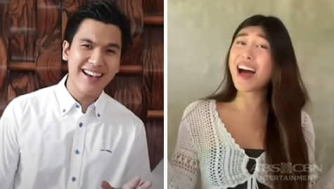 iWant ASAP: Kiara and Gino's kilig duet of 'Ano Bang Meron?' Image Thumbnail