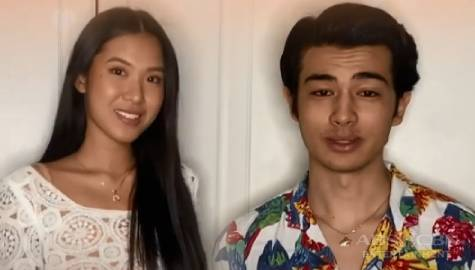 iWant ASAP: LouDre's kilig rendition of 'Getting To Know Each Other' Image Thumbnail