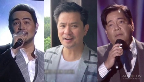 Ogie Alcasid celebrates birthday with an ASAP Natin 'To collab with Martin and Jed Image Thumbnail