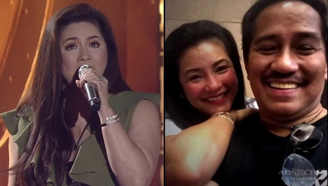 Meet the man who composed the first single of Regine Velasquez