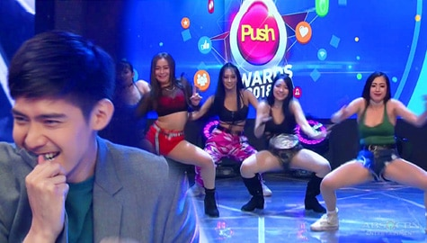 iWant ASAP: SexBomb New Gen, pinagbigyan ang dance request ni Robi Image Thumbnail