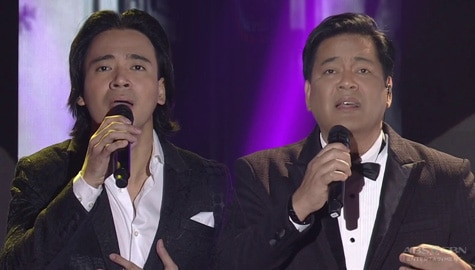 Martin Nievera and Erik Santos' back-to-back performance on ASAP Natin 'To Image Thumbnail