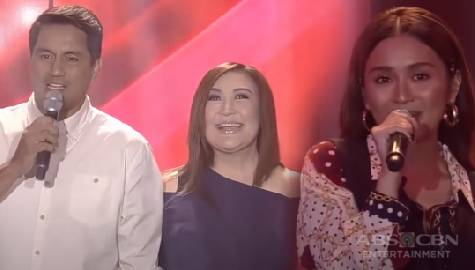 "ASAP Natin 'To: Richard, Sharon and Kathryn sing ""Show Me A Smile""  Image Thumbnail"