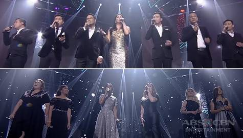 ASAP Natin 'To: Regine Velasquez's performance with the singing champions