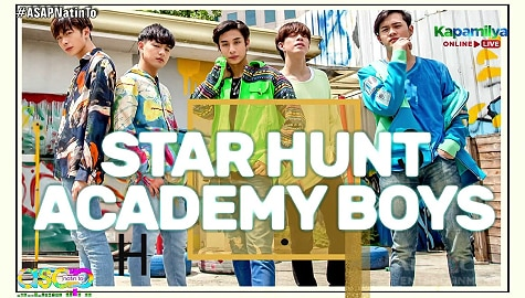 WATCH: Star Hunt Academy Trainees
