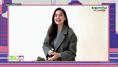 Anne Curtis joins the ASAP Natin 'To party Image Thumbnail