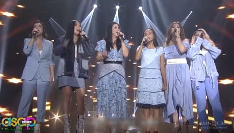 ASAP Natin 'To: Inspiring blind singer takes the center stage with the Kapamilya singers Image Thumbnail