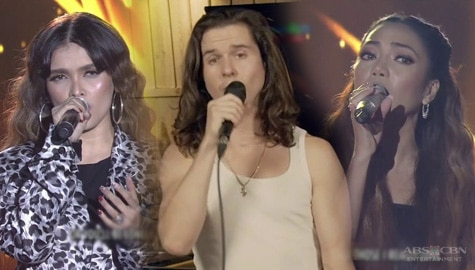 "MUST-WATCH: KZ and Jona join forces with Lukas Graham for a moving ""7 Years"" performance"