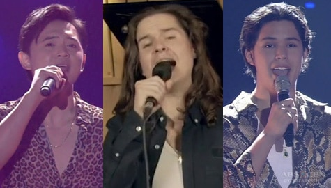 Lukas Graham performs with Kyle and Jeremy on ASAP Natin 'To Image Thumbnail