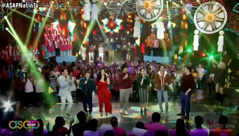 ASAP Natin 'To's early Christmas concert treat Image Thumbnail