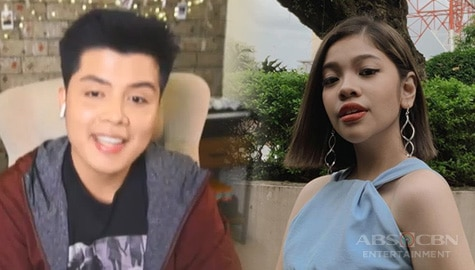 iWant ASAP: Brian Gazmen's sweet message for his girlfriend Elha Nympha Image Thumbnail