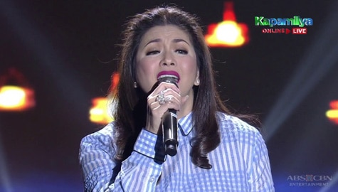 "Regine Velasquez performs UDD's ""Tadhana"" on ASAP Natin 'To Image Thumbnail"