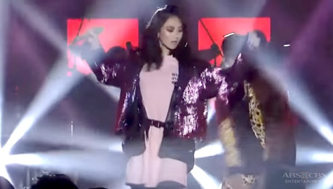 ASAP Natin 'To: Sarah G perform her rendition of Destiny's Child hit song Image Thumbnail
