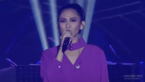 "ASAP Natin 'To: Sarah Geronimo performs ""Shallow"" Image Thumbnail"