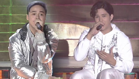 "Kyle and Sam perform ""Marikit"" on ASAP Natin 'To  Image Thumbnail"