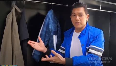 ASAP PopCut: Gary Valenciano's Dressing Room Raid Image Thumbnail