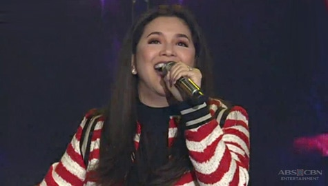 Regine Velasquez sings the iconic Pinoy Big Brother theme song Image Thumbnail