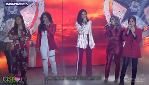 ASAP Natin 'To: Kapamilya singers sing 'You're All I Want For Christmas' Image Thumbnail