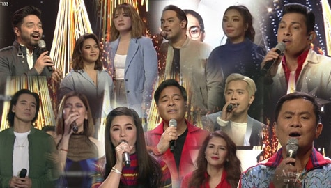 "ASAP Natin 'To stars' inspiring ""Imagine"" performance Image Thumbnail"