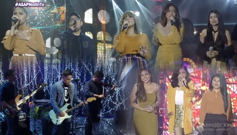 ASAP Natin 'To: Divas collaborate with new generation OPM artists Image Thumbnail