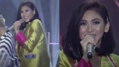 ASAP Natin 'To: Sarah G's Awitin Mo at Isasayaw Ko will make you want to party Image Thumbnail