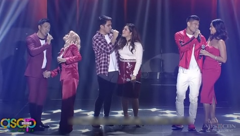 ASAP Natin 'To: Real life couples celebrate love on the ASAP Natin 'To stage Image Thumbnail