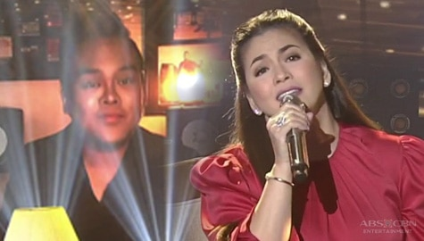 Regine Velasquez collaborates with Filipino-American music director Troy Laureta
