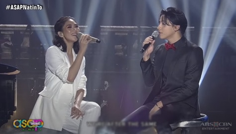 ASAP Natin 'To: Sarah G and Daniel Padilla sing the songs from 'Breakfast at Tiffany's' Image Thumbnail
