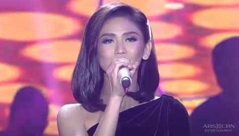 ASAP Natin 'To: Sarah G's rendition of 'It Must Have Been Love' Image Thumbnail