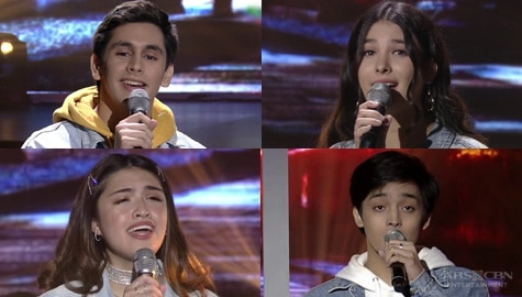 "ASAP Natin 'To's new breed of singers perform Spongecola's ""Jeepney"" Image Thumbnail"