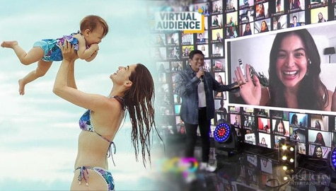 WATCH: Anne Curtis shares her experience as a mom