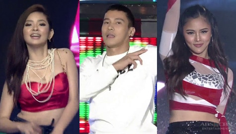 Kim Chiu, Enchong Dee and Loisa Andalio open ASAP Natin 'To with energy-filled dance number Image Thumbnail