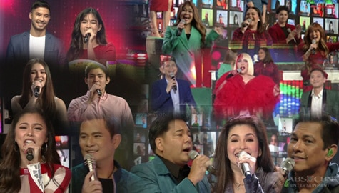 ASAP Natin 'To stars celebrate a historic TV moment! Image Thumbnail